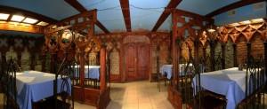 Ресторан - готичний зал
