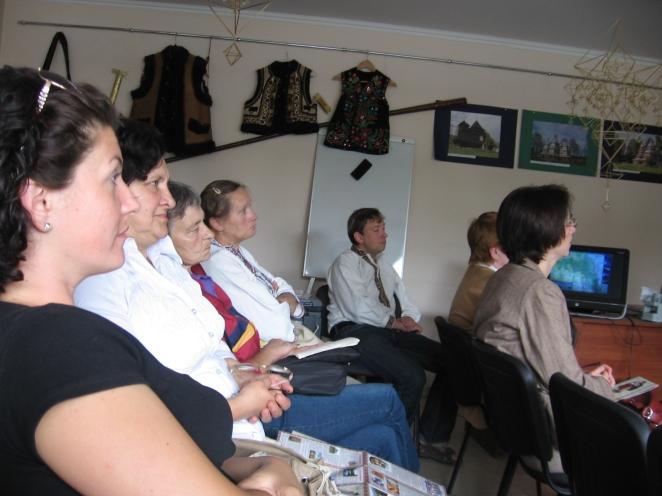 присутні на презентації