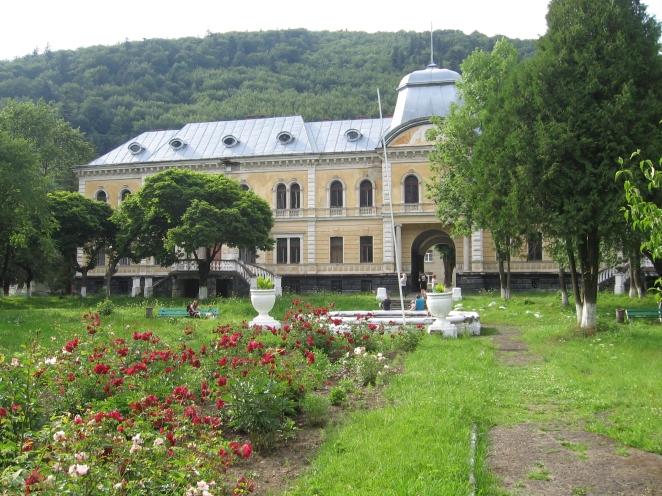 Палац баронів Грьоделів