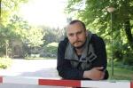 українець в Бременському парку