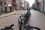 велосипеди дуже популярні в Нідерландах - дешево і не забруднює повітря