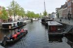 канали, човни