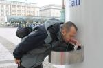 напитися води у Гамбурзі...