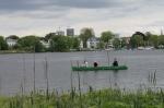 гарненьке озеро в Гамбурзі