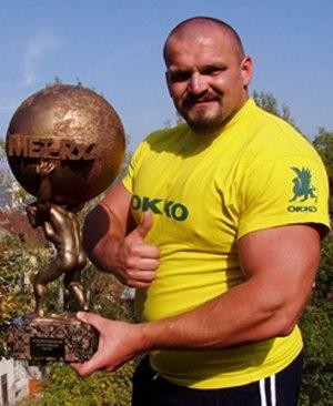 Василь Вірастюк - один з найсильніших чоловіків нашої планети