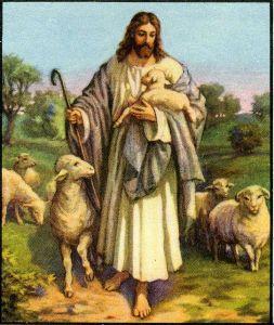 Jesus, the Good Shepherd John 10:14