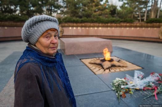 Бабуся Іллі Варламова мешкає у Криму
