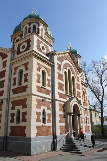 Це́рква свято́го Гео́ргія Змієбо́рця УПЦ МП