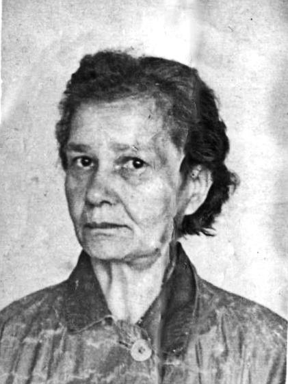 11 - Францішка Бутковська до 1958