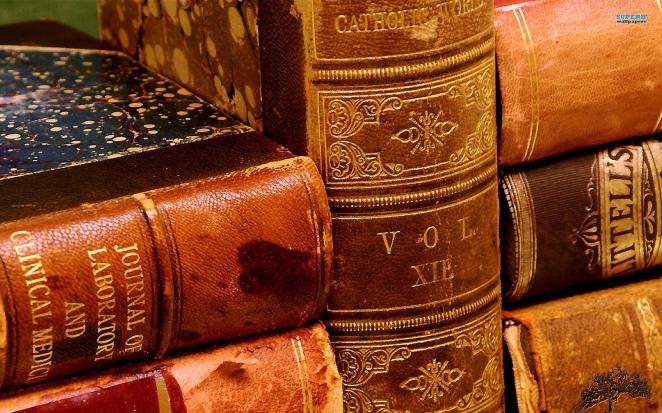 книги, книги...