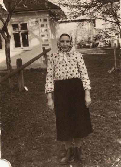 Погранична Софія Василівна (Любинці)