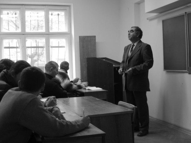 Професор Богдан Павлик