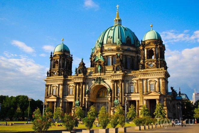 Найбільший протестантський храм в Німеччині