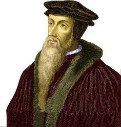Жан Кальвін - один з отців Реформації, протестантський богослов