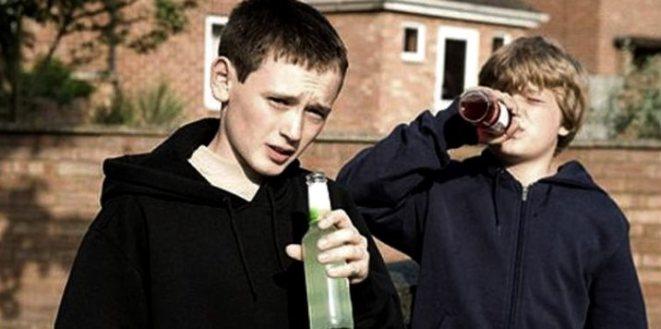 Діти і алкоголь