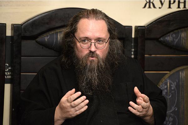 Протодиакон Русской православной церкви Андрей Кураев