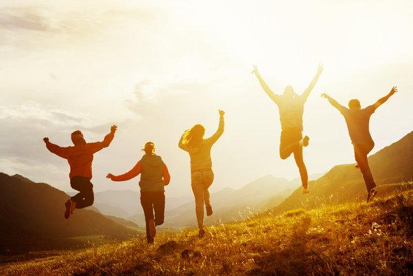 Як бути щасливим?