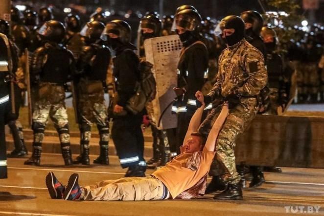 Білорусь сьогодні - державний терор